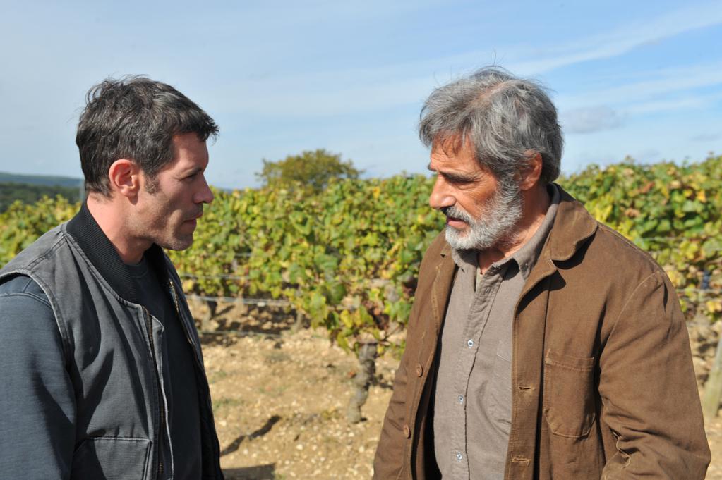 Premirs crus - Jalil Lespert et Gérard Lanvin