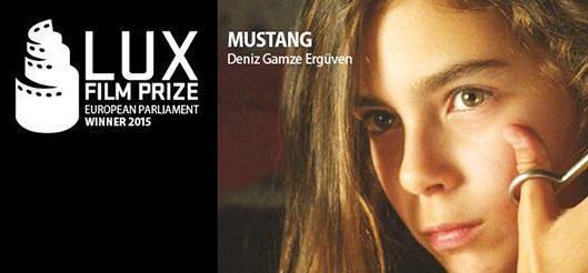 Mustang recibe el premio LUX del Parlamento Europeo