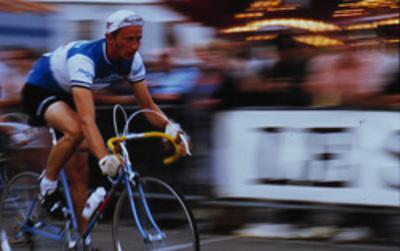 Ghislain Lambert's Bicycle