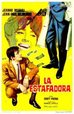 La Estafadora - Poster Espagne