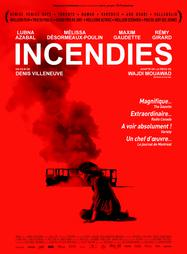 Incendies - Poster France