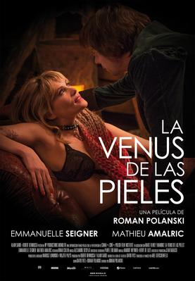 Venus in Fur - Poster - Spain