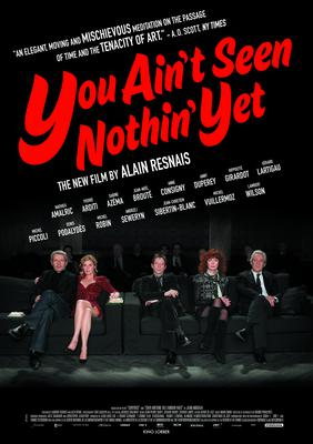 You Ain't Seen Nothin' Yet - Poster - USA