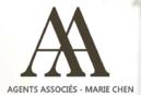 Agents Associés - Marie Chen