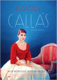 Maria by Callas - Poster - Belgium/Netherlands