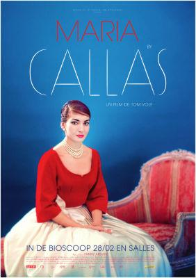 Maria by Callas - Poster - Belgium/Netherlands