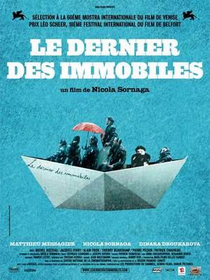 Le Dernier des immobiles / 仮題:最後の不動の男