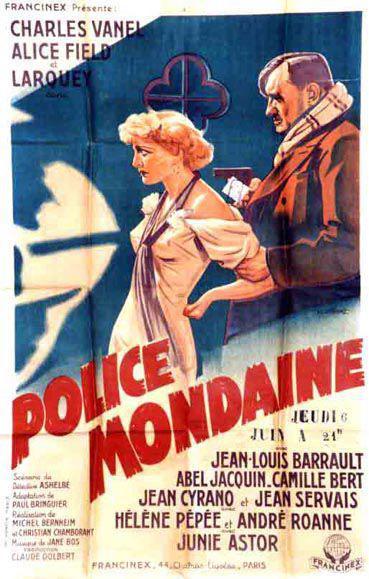 Police mondaine