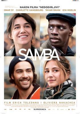 Samba - Poster - Croatia