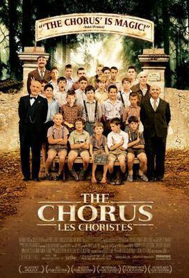 Los Chicos del coro - Poster États Unis