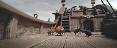 Minuscule 2 – Les Mandibules du bout du monde - © Futurikon Films - Ifilmfilm - France 3 cinéma