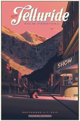 Telluride - Festival de Cine - 2015