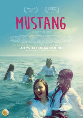 Mustang - Poster Allemagne