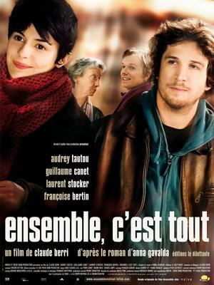 Ensemble, c'est tout /幸せになるための恋のレシピ - Poster - France