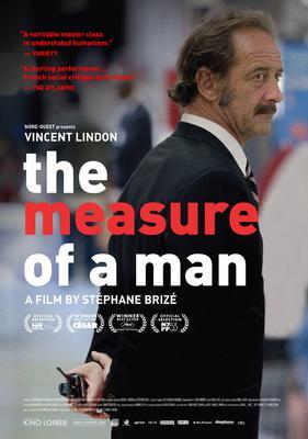 La Ley del mercado / El precio de un hombre - Poster - USA