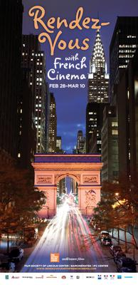 Rendez-Vous With French Cinema en Nueva York - 2013