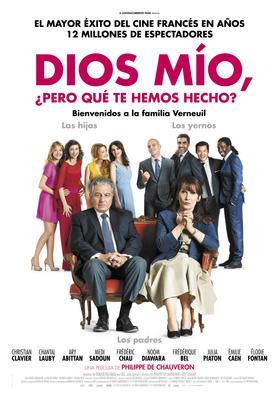 Qu'est-ce qu'on a fait au bon Dieu ? - Poster - Spain