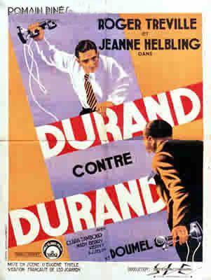 Durand contre Durand