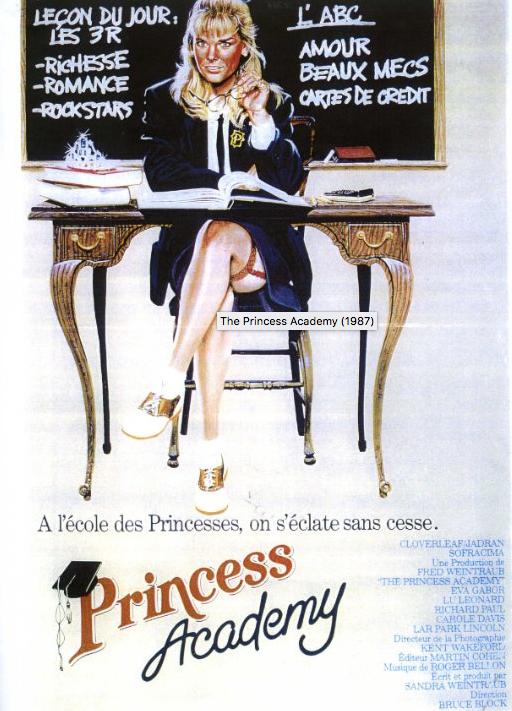 L'Ecole des princesses