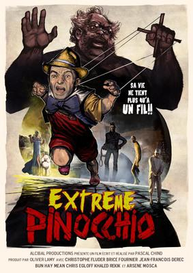 Extreme Pinocchio - © Ronan Toulhoat