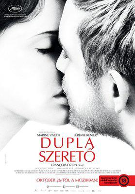 L'Amant double - Poster - Hungary