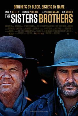 The Sisters Brothers - Poster - USA