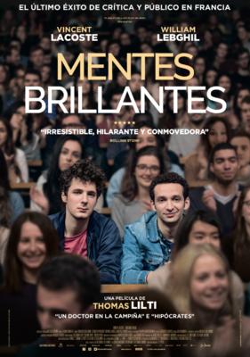 Mentes brillantes - Poster - Spain
