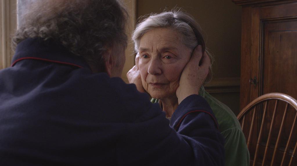 Emmanuelle Riva - © Films du losange /Denis Manin