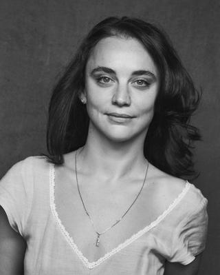 Anastasia Mikova - © Peter Lindbergh
