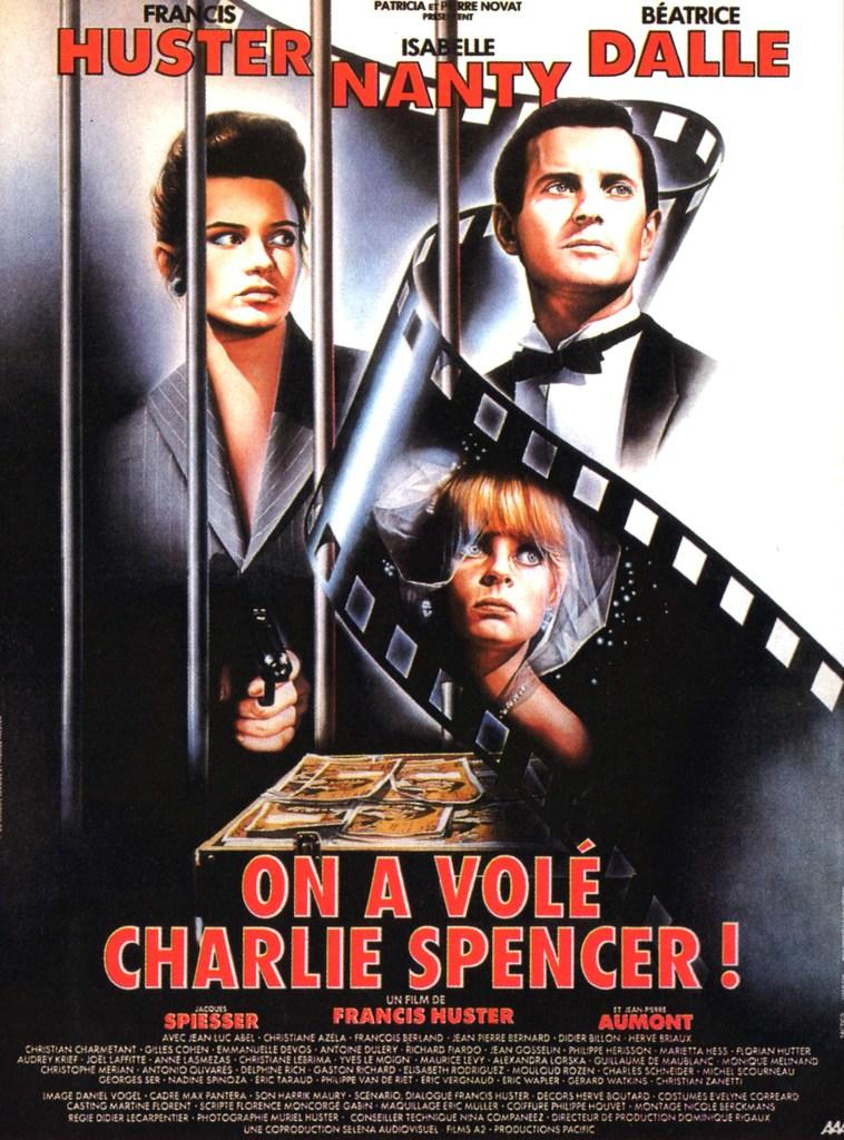 On a volé Charlie Spencer