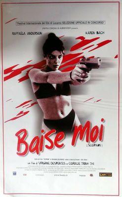 Baise-moi - Poster - Italy