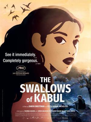 The Swallows of Kabul - Australia