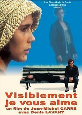 Visiblement je vous aime - Jaquette DVD France