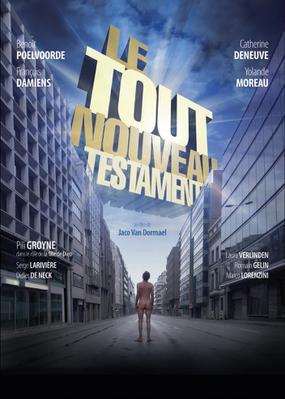 The Brand New Testament - Poster - Belgium