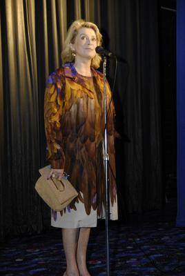 Catherine Deneuve en Australie