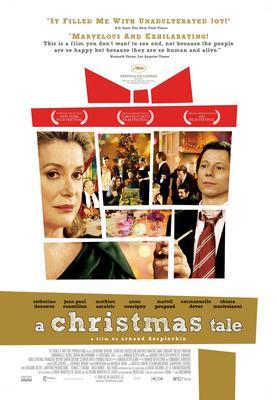 A Christmas Tale - Poster - USA - © Ifc