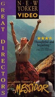 Messidor - Jaquette VHS Etats-Unis