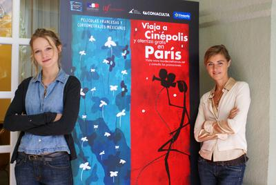 Mexico discovers the latest in French cinema