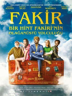 L'Extraordinaire Voyage du fakir - Poster - Turkey