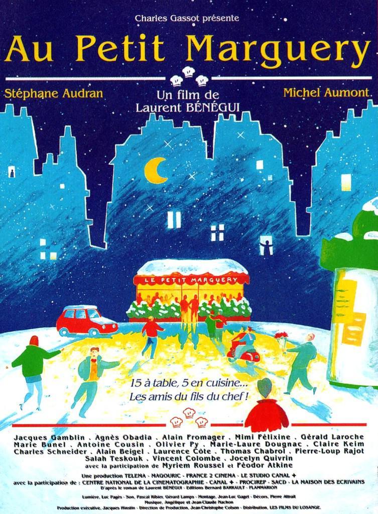 Tokyo- French Film Festival - 1996 - Poster - France