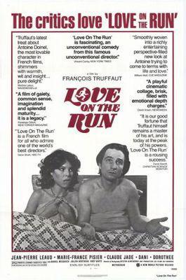 Love on the Run - Poster Etats-Unis
