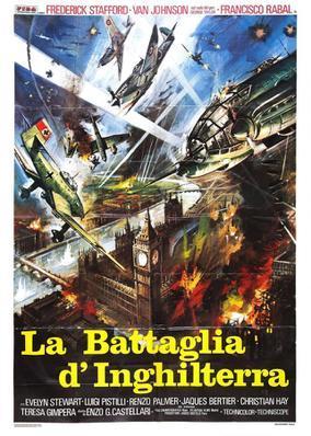 El Largo día del águila - Poster - Italy