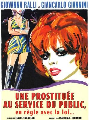 Prostitution Italian Style - Jaquette DVD