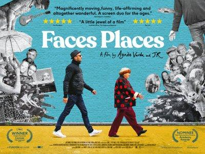 Faces, Places - Poster - United Kingdom