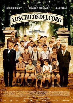 Los Chicos del coro - Poster Espagne