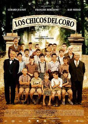 The Chorus - Poster Espagne