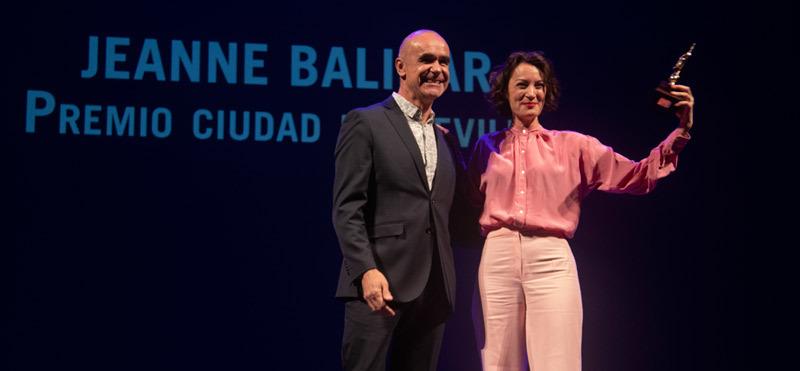 Lluvia de premios para el cine francés en el Festival de Sevilla