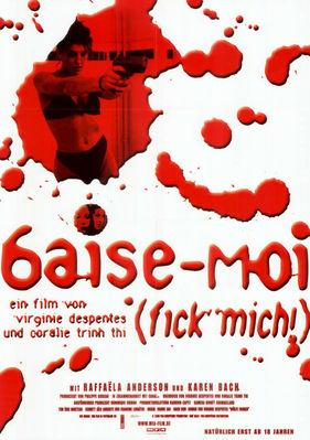 Baise-moi - Poster - Germany