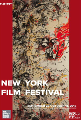 Festival du film de New York (NYFF) - 2015