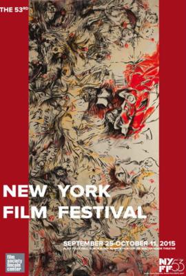 Festival du film de New York (NYFF) - 2015